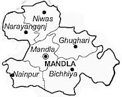 Mandla district