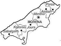 Morena district