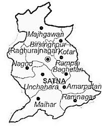 Satna district