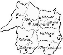 Shivpuri district