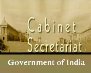 cabinet of india