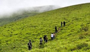 coorg mountain trekking