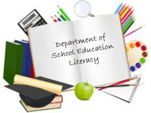 department of schoole education literacy