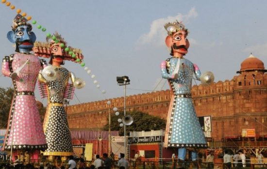 why dussehra is celebrated