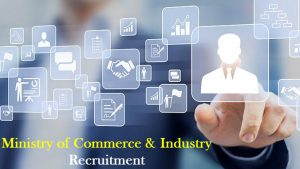 ministry of commerce recruitment