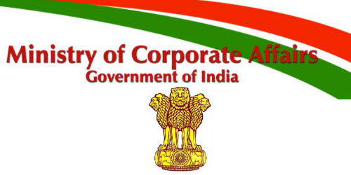 Ministry of Corporate Affairs Government Websites in India