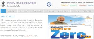 ministry-of-corporate-affairs-website