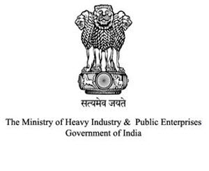 ministry of heavy industries and public enterprises