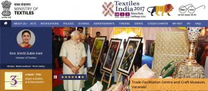 ministry of textiles
