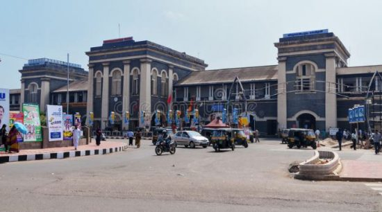 trivandrum central railway station
