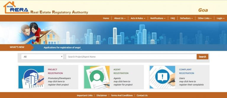 Goa Real Estate Regulatory Authority