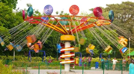 Nicco Park Kolkata timings