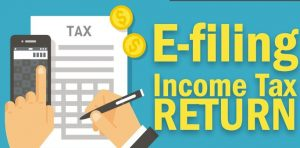 efiling income tax return