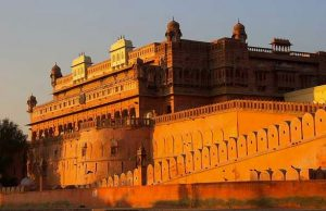 famous fort in rajasthan