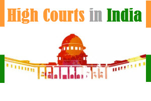 high courts in india