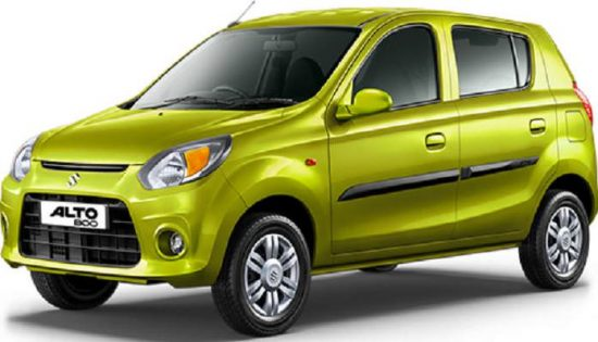 Affordable and Cheapest Car in India