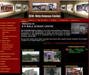 B. M. Birla Science Museum Hyderabad