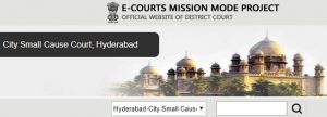 Hyderabad City Small Cause Court