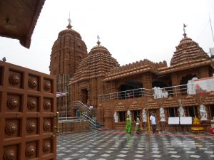 Puri Jagannath Temple in Hyd