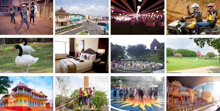 Ramoji Film City Images