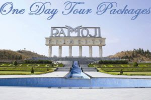 Ramoji Film City One Day Tour Packages