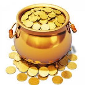 Today gold's rate in india