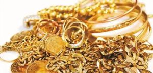 today gold rate in Mumbai