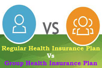Group Health Insurance vs regular health insurance