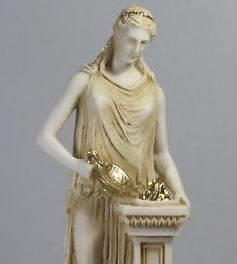 goddesses of greek