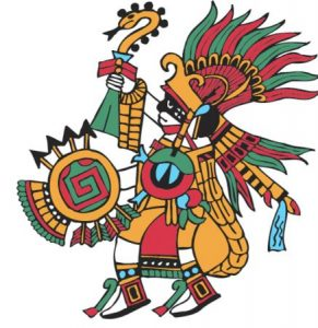 list of aztec gods