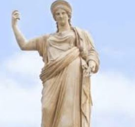 list of greek goddesses