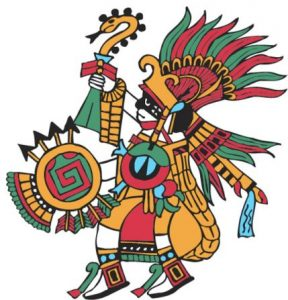 list of mexican gods