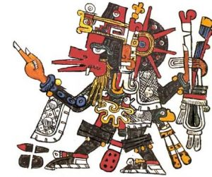 mexican gods images