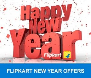 Flipkart new year sale
