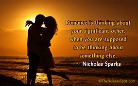 romantic quotes by nicholas sparks