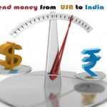 Send money from the USA to India