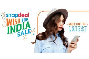 snapdeal India sale