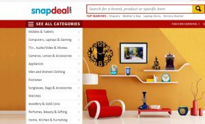 snapdeal products