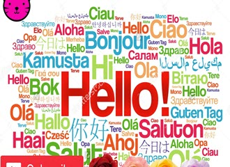 How to say hello to many languages