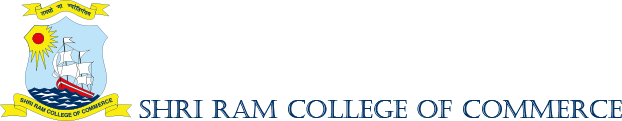 Shri Ram College of Commerce logo