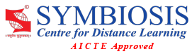 Symbiosis Center for Distance Learning (SCDL), Pune logo
