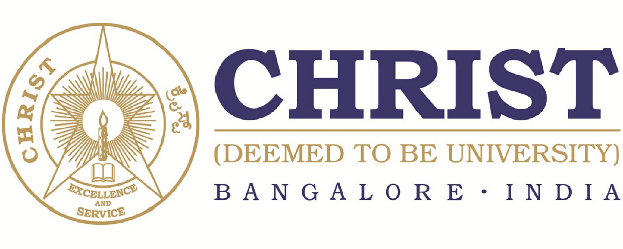 christ university bangalore logo