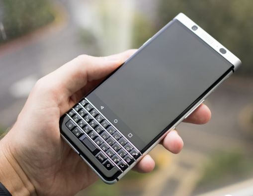 Looking for a BlackBerry phone