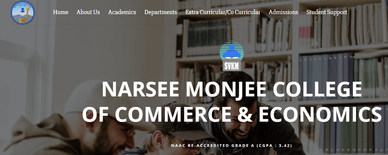 narsee monjee college of commerce mumbai