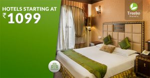 treebo hotels offer