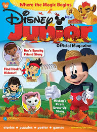 Disney Junior cartoon