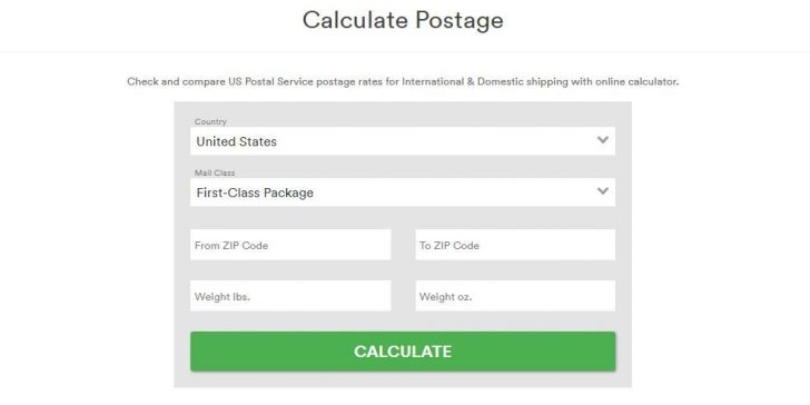 calculate package