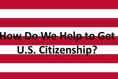 Steps on how to get US citizenship