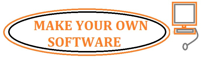 Create Software on your own