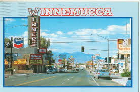 Winnemucca, Nevada america location